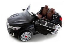 Cele mai frumoase masinute electrice pentru copii cu 2 locuri