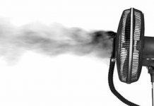 ventilatoare cu apa