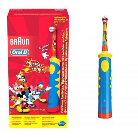 Periuta de dinti electrica Oral-B pentru copii D10.513K