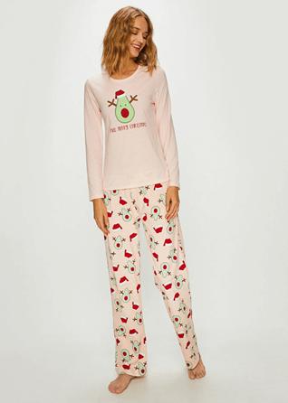 pijama de craciun Christmas
